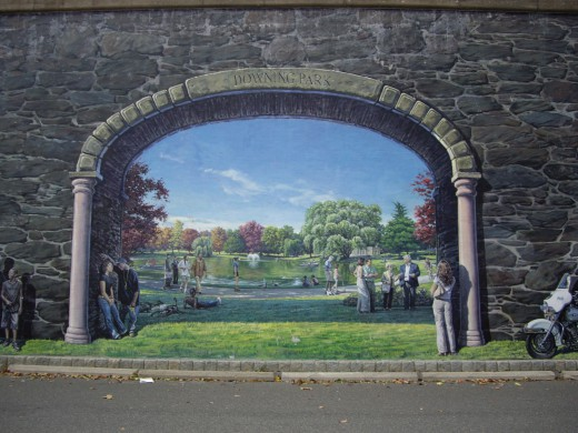 """Archways"" - Downing Park"