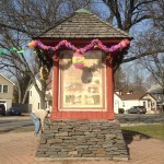 Pamela Krizek Downing Park Kiosk Dressed for Easter