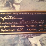 Rick Milton, Archway's Artists Signatures